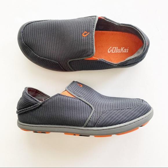 Olukai Nohea Mesh Shoes Slip On Style Boys